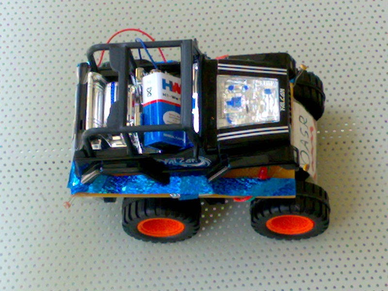 Applications of Mobile robotic system