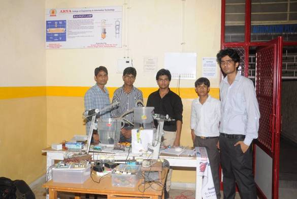 Arya College Of Engineering And IT- Technical Education in India