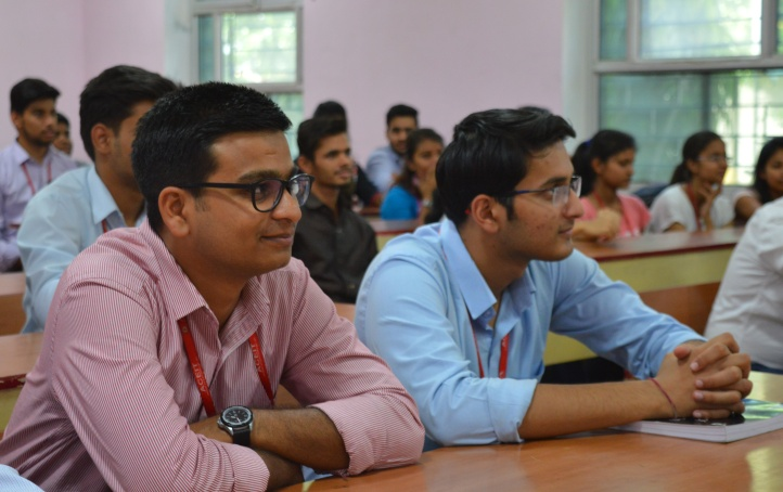 Arya College of Engineering And IT-Control on Behavioral Pattern for Success
