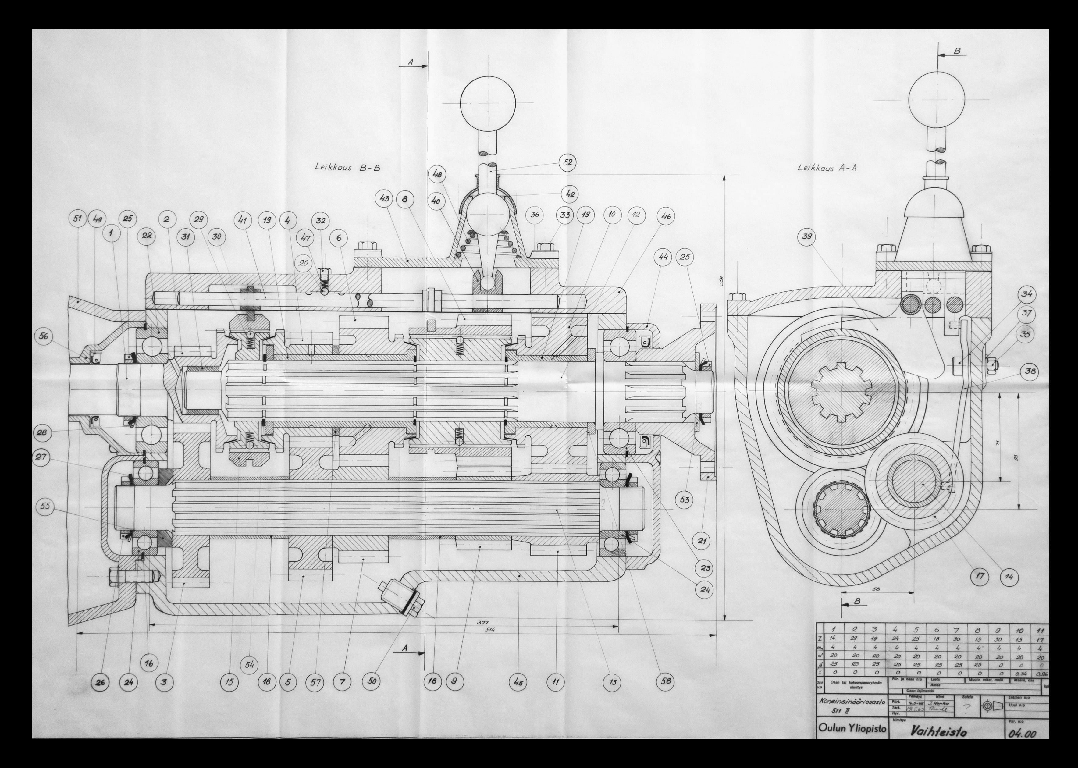Basics of Machine Designs